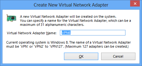 4 3 Virtual Network Adapter - SoftEther VPN Project