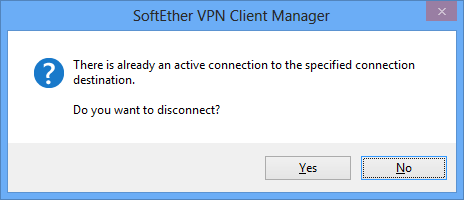 4 4 Making Connection to VPN Server - SoftEther VPN Project