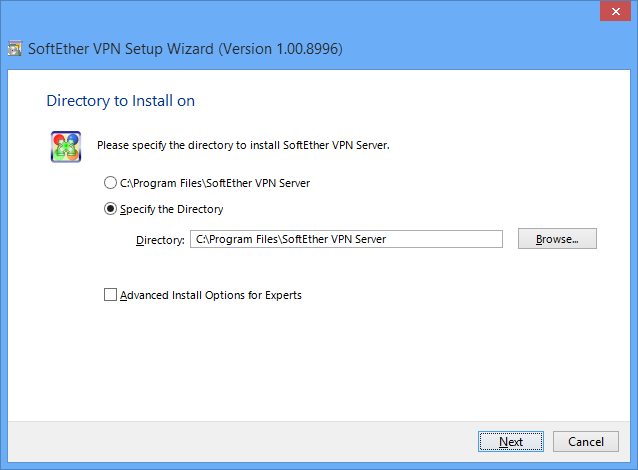 7 2 Install on Windows and Initial Configurations - SoftEther VPN