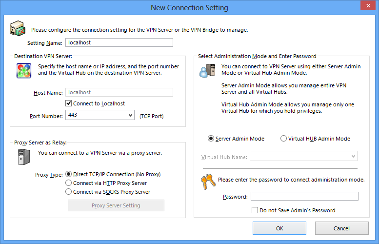 7 2 Install on Windows and Initial Configurations